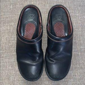 Ariat Clogs Size 7.5B.